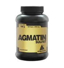 агматин сулфат пийк