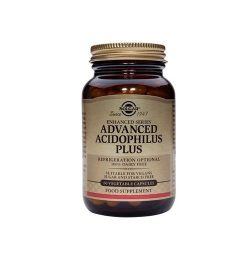 Advanced Acidophilus Plus 60 Капс.
