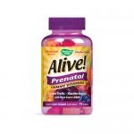 ALIVE! /АЛАЙВ ПРЕНАТАЛ (МУЛТИВИТАМИНИ ЗА БРЕМЕННИ) ГЪМИ 146 мг.