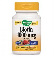 Biotin 1000 mcg. / Биотин 1000 мкг.