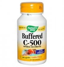 ВИТАМИН С – МИНЕРАЛЕН ПРОИЗХОД 500 мг. X 100 Капс.