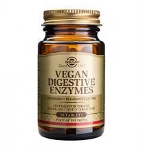 Vegan Digestive Enzymes 50 Дъвчащи Табл.