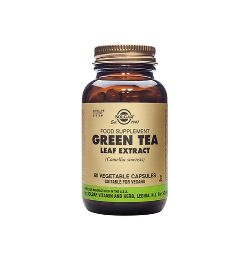 Green Tea Leaf Extract, S.F.P. 60 Капс.