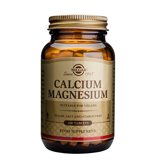 Calcium Magnesium / 100 Табл.