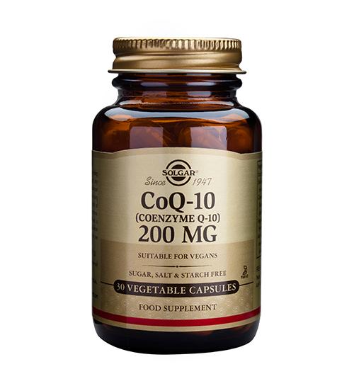 Coenzyme CoQ-10 200мг. / 30 Капс.