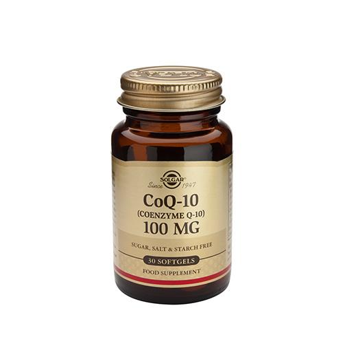 Coenzyme Co-Q10 100мг. / 30 Soft.