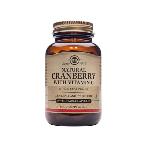 Cranberry with Vitamin C / 60 В-Капс.