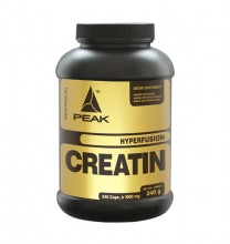 Creatine Hyperfusion