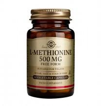 L-Methionine 500 мг. / 30 Капс.