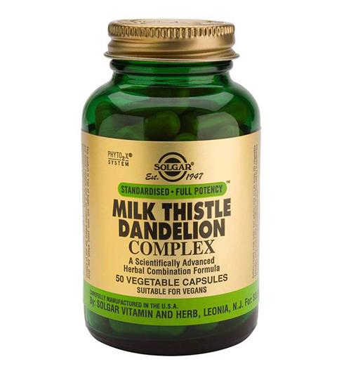 Milk Thistle/Dandelion Complex S.F.P. 50 Капс.