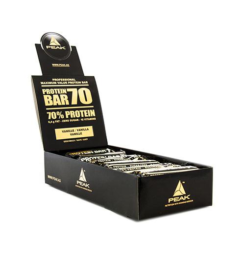 PROTEIN BAR 70 – 12 Барчета Х 50 гр.