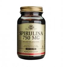 Spirulina 750 мг. / 100 Табл.