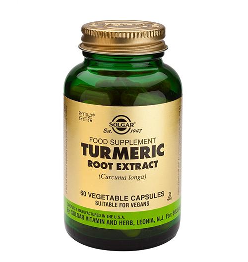 Turmeric Root Extract, S.F.P 60 Капс.