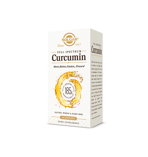 Full Spectrum Curcumin / 30 Soft.