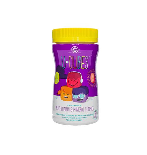 U-Cubes / 60 Gummies