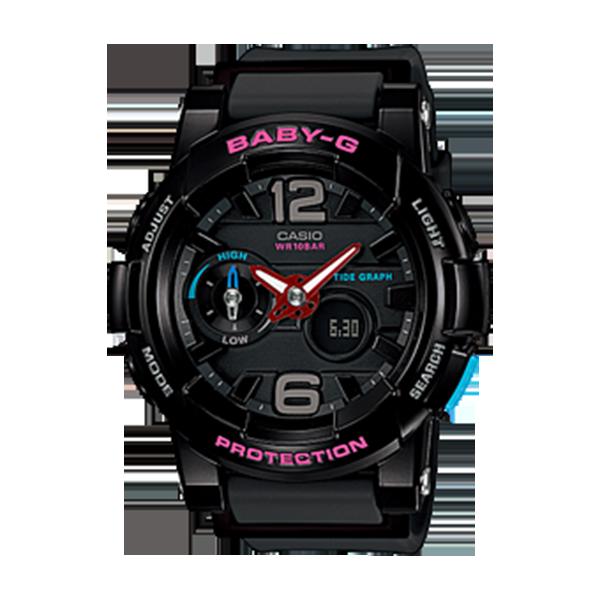 Дамски часовник Casio Baby-G BGA-180-1BER