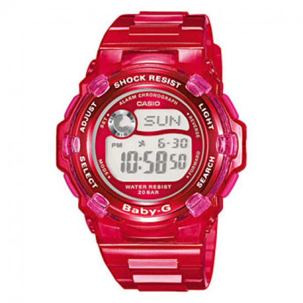 Дамски часовник Casio Baby-G BG-3001-4ER