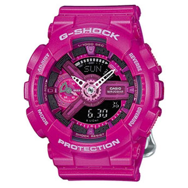 Дамски часовник Casio Baby-G GMA-S110MP-4A3ER