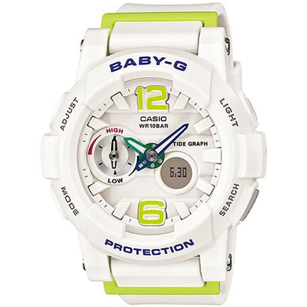 Дамски часовник Casio Baby-G BGA-180-7B2ER