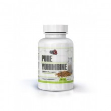 100% PURE YOHIMBINE 2.5 MG. – 50 CAPS.