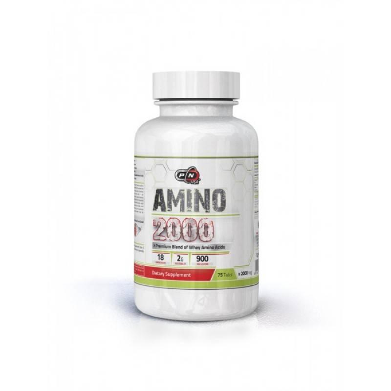 AMINO 2000 + LEUCINE – 75 TABL.