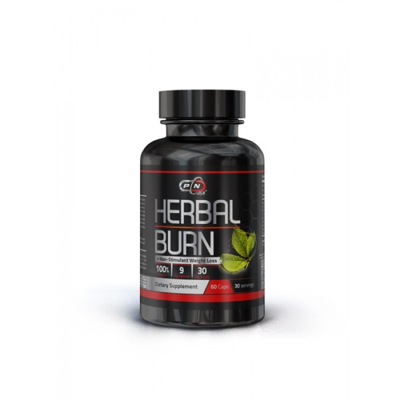 HERBAL BURN – 60 CAPS.