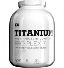 Titanium Pro Plex 7 2270 гр.