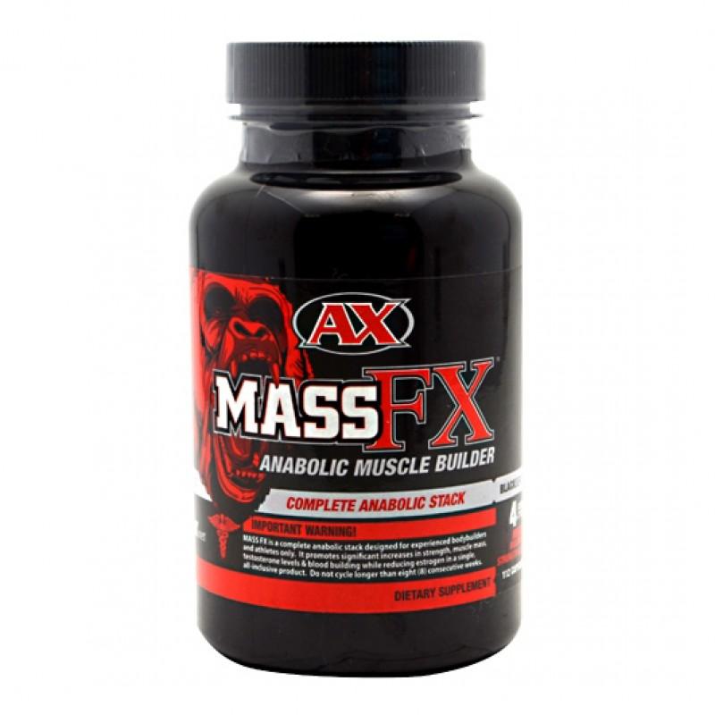 Mass FX Black – 112 капс.