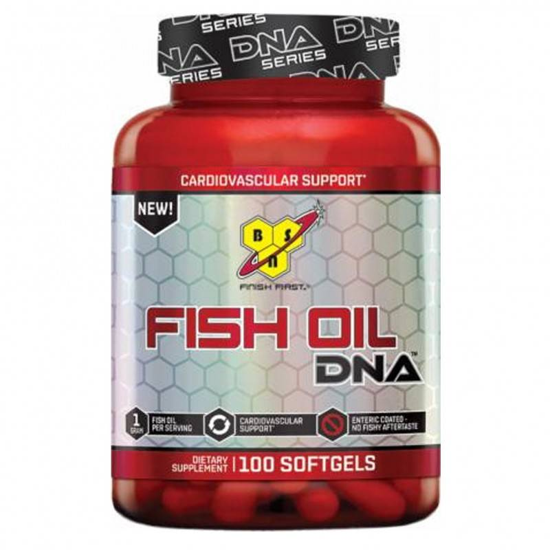 DNA FISH OIL (Рибено Масло) – 100 капс.