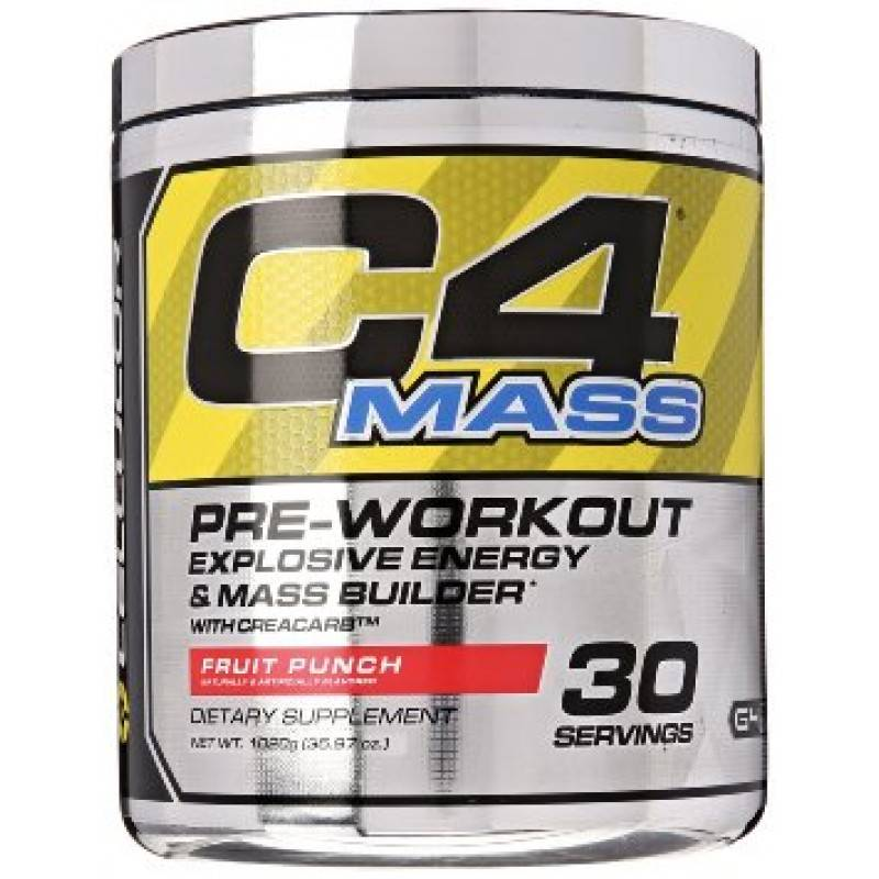 C4 MASS – 30 дози