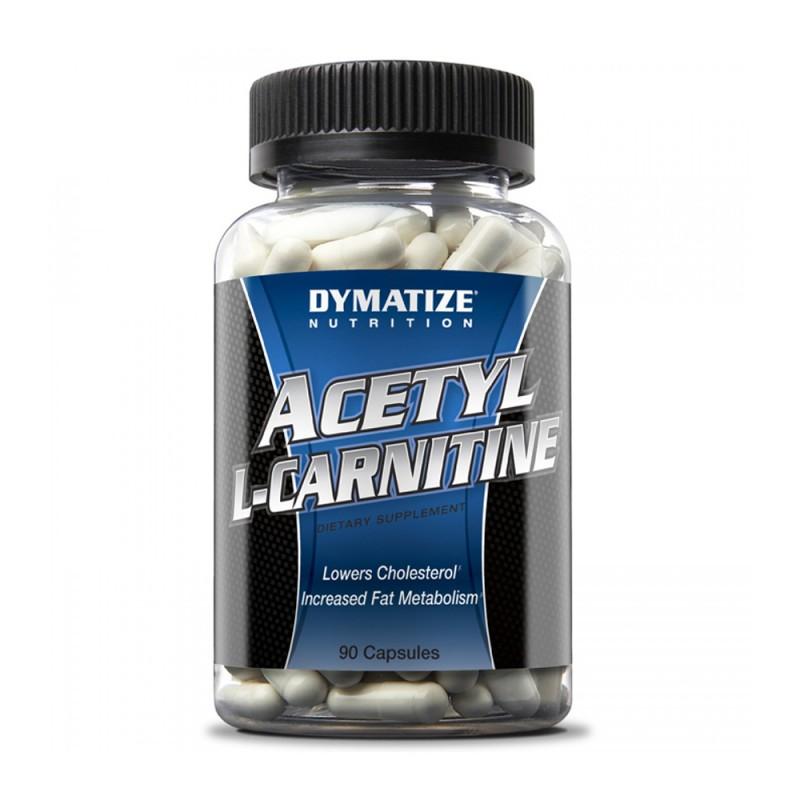 Acetyl L-Carnitine – 500 мг. х 90 капс.