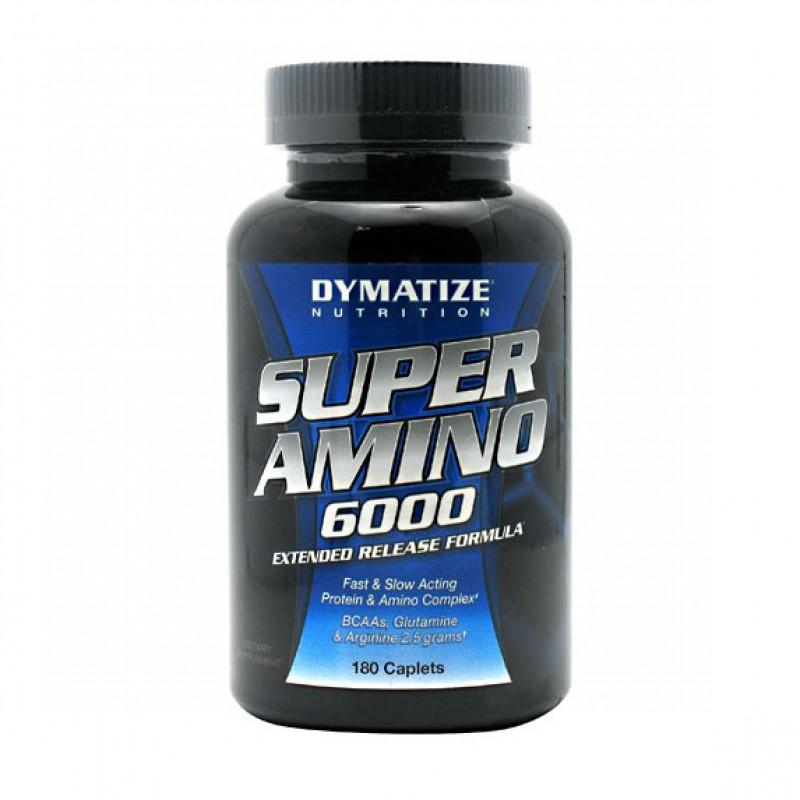 Super Amino 6000 – 180 капс.