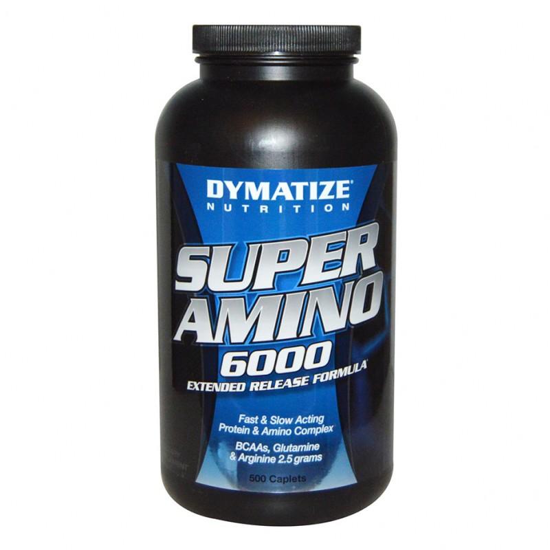 Super Amino 6000 – 500 капс.