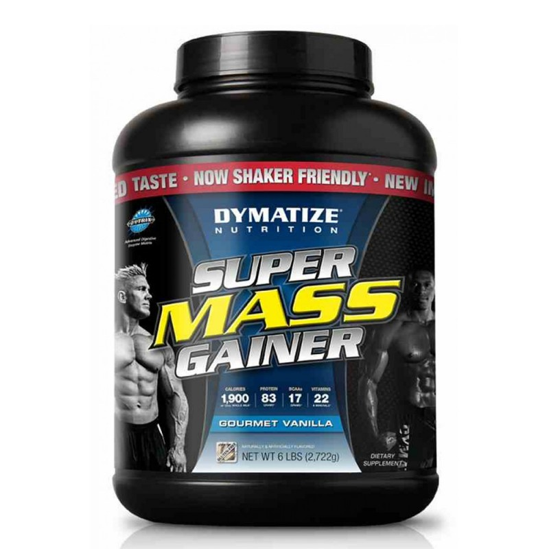 Super Mass Gainer – 2722 г.