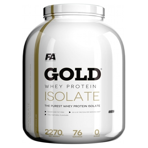Gold Whey 2270 гр.