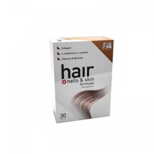 Hair Plus Nails & Skin Formula 30 Табл.