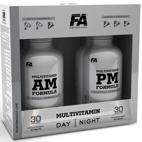 Multivitamin AM & PM Formula 2 х 90 Табл.