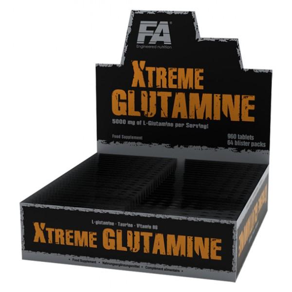 Xtreme Glutamine Blisters – 960 Табл.