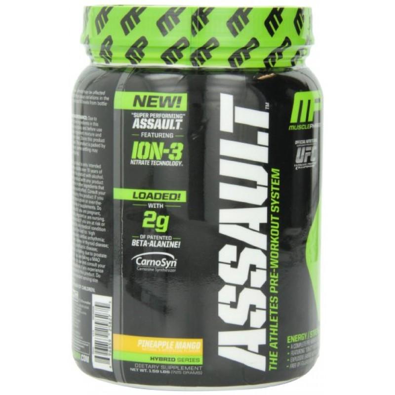 Assault – 50 дози