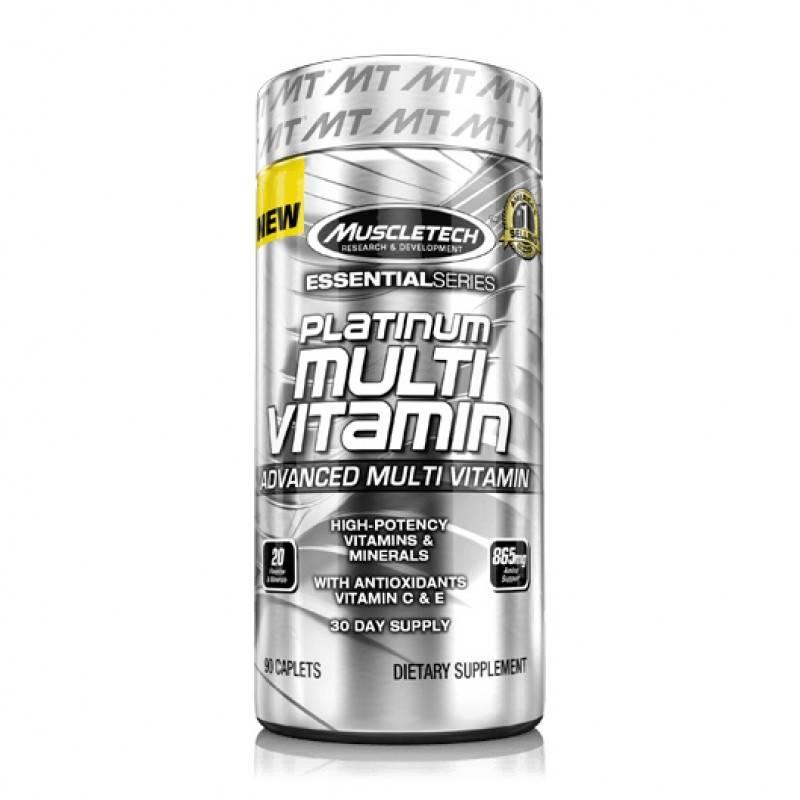Platinum Multivitamin – 90 капс.
