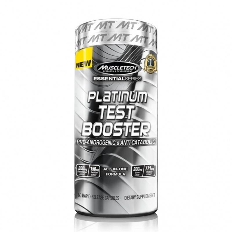 Platinum Test Booster – 60 капс.