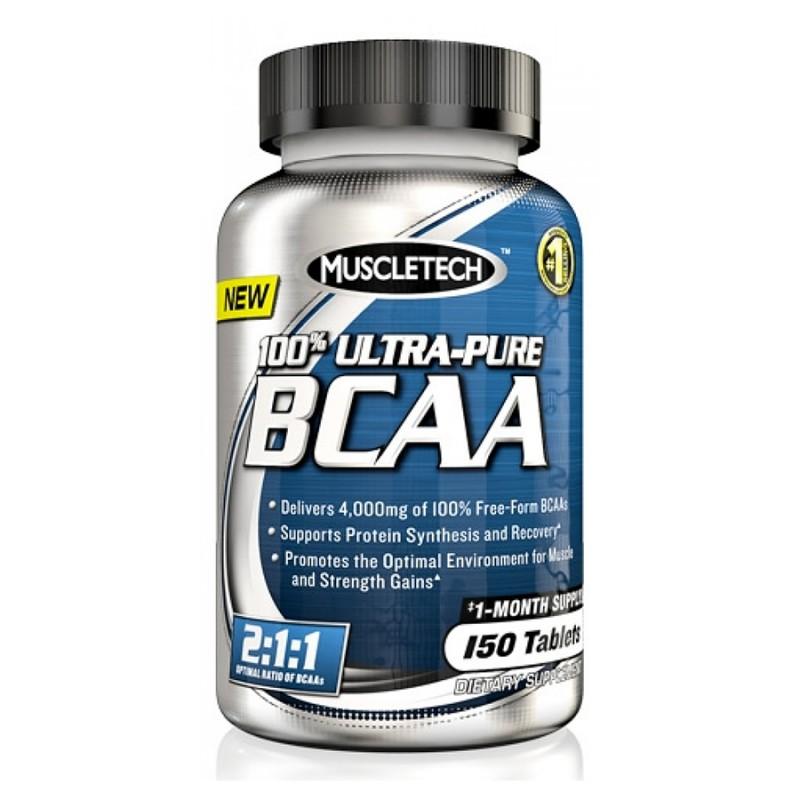 Ultra Pure BCAA – 150 табл.