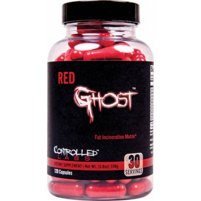 RED GHOST – 30 ДОЗИ
