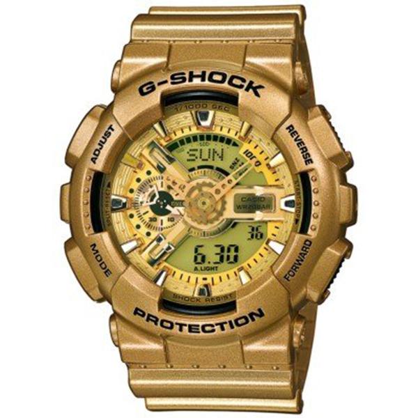 Мъжки часовник Casio G-Shock GA-110GD-9AER