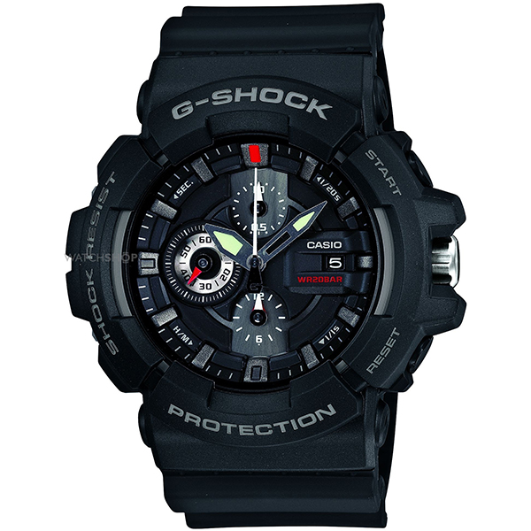 Мъжки часовник Casio G-Shock  GAC-100-1AER