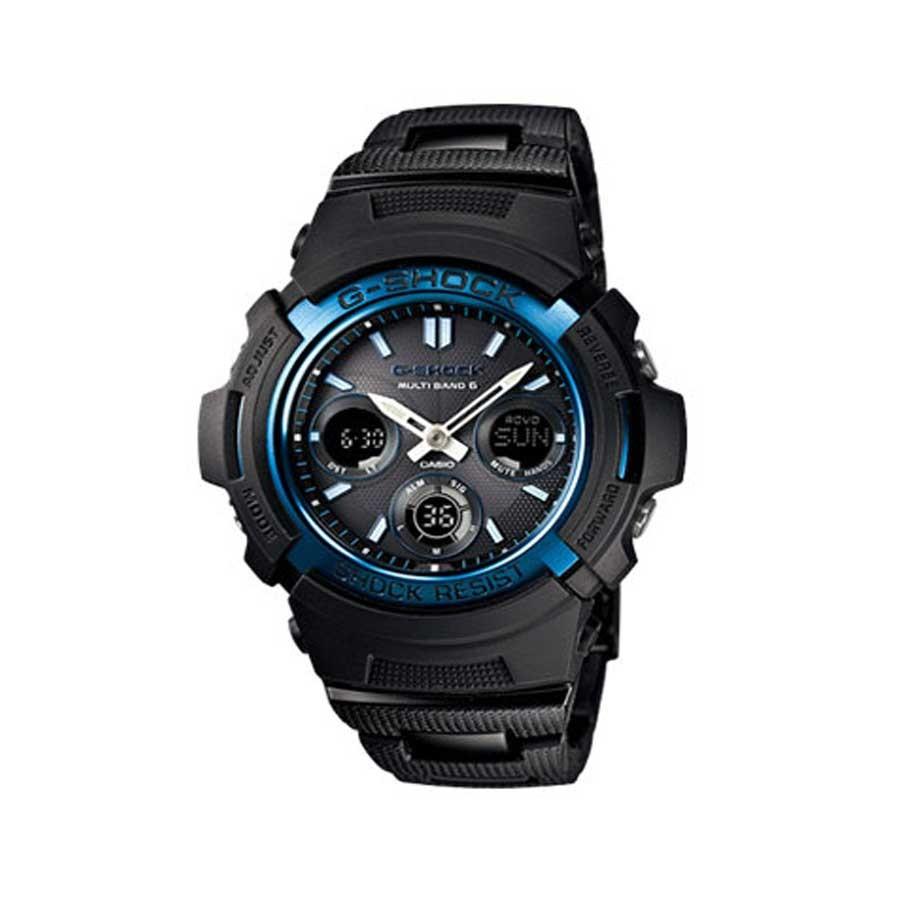 Мъжки часовник  Casio G-Shock AWG-M100A-1AER