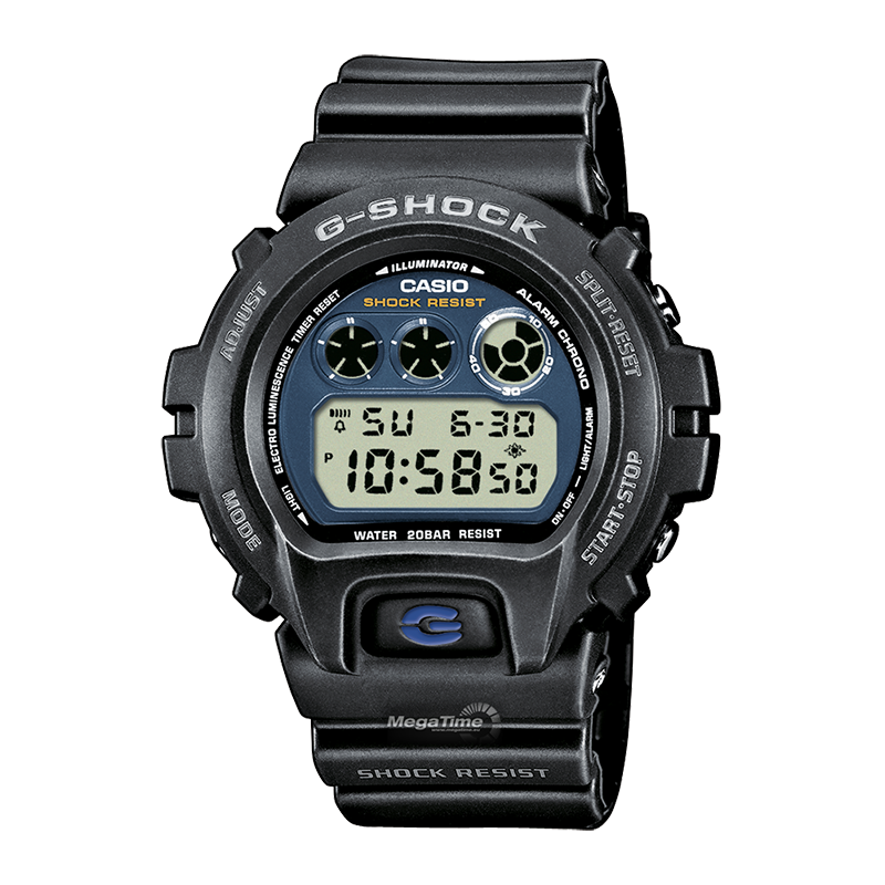 Мъжки часовник Casio G-Shock DW-6900E-1ER