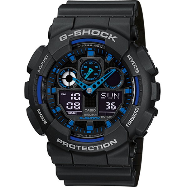 Мъжки часовник GA-100-1A2ER