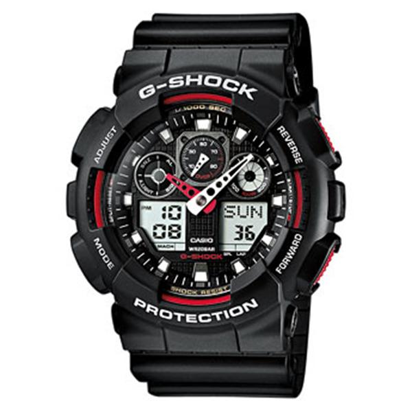Мъжки часовник Casio G-Shock GA-100-1A4ER