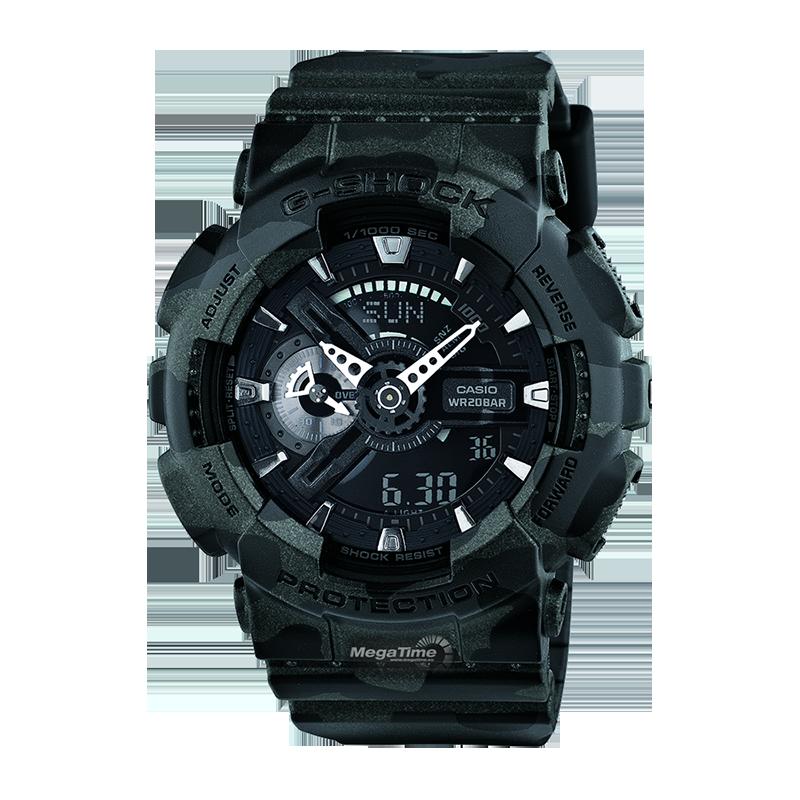 Мъжки часовник Casio G-Shock GA-110C-1AER
